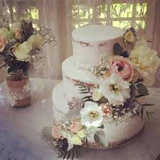Semi Naked Wedding Cake Collection Melbourne