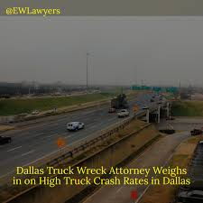 Dallas Truck Wreck Attorney Weighs In On High Truck Crash Rates In ... Can You Sue Trucking Companies After Truck Accidents In Texas How Tailgating Causes And To Stop It 1800carwreck Accident Lawyer Discusses Sideswipe Semitruck Crashes Dallas Uber Lyft Car Rasansky Law Firm Inrstate 20 Attorney Lawyers Crash Attorneys Big Rigs Tx Ed Sampson Youtube Wreck Explains Company Us Route 380 News Information