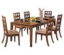 Ortanique Dining Room Table by Ortanique Dining Table This Is It With Insert Seats 8 Ashley
