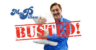 MyPillow Gets a $1 Million Wake Up Call