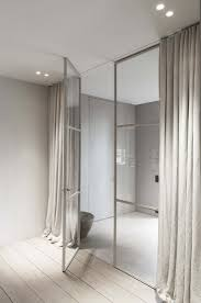 Ceiling Mount Curtain Track by 45 Best Ceiling Mounted Curtain Tracks Images On Pinterest