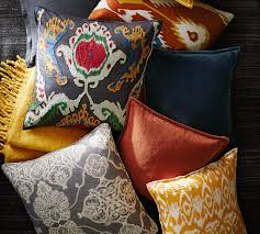 Pottery Barn Printed And Patterned Pillows 200 Best Pottery Barn Designs Images On Pinterest Bathroom Ideas Painted Pumpkin Pillow Inspired Basketweave Cushion Cover Au Tips Ideas Catstudio Pillows Target Brings Coastal Chic To South Beach Are Those Amy Spencer Interiors Printed And Patterned Silver Taupe Performance Tweed Really Like The Look Place Mats Style For Less The Knockoff Pillow Seasonal Pillows A Fraction Of Price From Thrifty Decor Chick