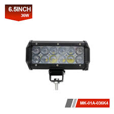 row led light bar