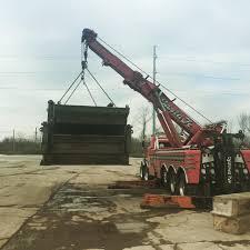 100 Tow Truck Kansas City Commercial Ing MO Santa Fe Service Inc