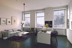 autour d un canape 1001 idées pour aménager une cuisine ouverte dans l air du temps