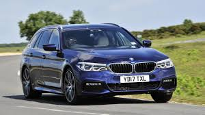BMW 530d xDrive Touring M Sport review UK test
