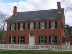 Brick House Styles Pictures by Townshend Vermont Brick Tavern Federal Style Brick Home