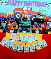 MONSTER Truck - Monster Truck THANK YOU TAGS - Truck- Monster Truck ... Chic On A Shoestring Decorating Monster Jam Birthday Party Nestling Truck Reveal Around My Family Table Birthdayexpresscom Monster Jam Party Favors Pinterest Real Parties Modern Hostess Favor Tags Boy Ideas At In Box Home Decor Truck Decorations Cre8tive Designs Inc Its Fun 4 Me 5th