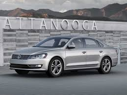 2014 Volkswagen Passat Information