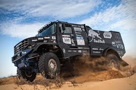 100 Master Truck 980 Horsepower Kamaz Ready For The 2017 Dakar Rally Video