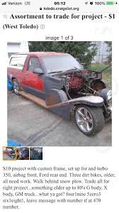 100 Craigslist Toledo Cars And Trucks Whoa Shitty_Car_Mods