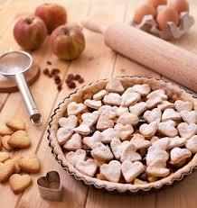 cuisine tarte aux pommes tarte aux pommes petits coeurs pour la fête des mères les