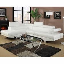 canape d angle en cuir blanc canapé d angle cuir blanc intérieur déco