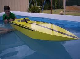 wood motor boat plans