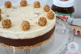 miss buttercake giotto nutalla cheesecake