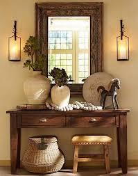 how to make your home have character with console table vignettes
