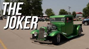 The Joker - 1934 Ford Pickup Built By Ben Coffman - Holley NHRA Hot ...