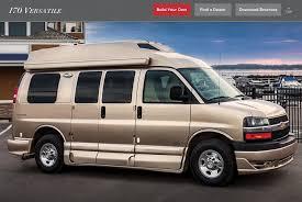 Class B Van Camper