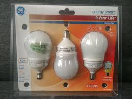ge energy smart cfl ceiling fan bulb 11w candelabra base 3pk ebay