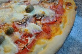 pate a pizza maison pâte à pizza maison cuisine avec du chocolat ou thermomix