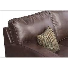Tempurpedic Sleeper Sofa American Leather by Brookline Queen Memory Foam Sleeper Sofa Brown American