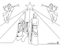 Evening Star Coloring Page