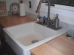Kohler Farm Sink Protector sinks awesome overmount farmhouse sink apron front sink over