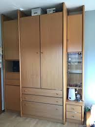schrank für wohn schlafzimmer parador machart hülsta