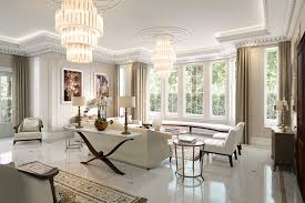 Foyer Table Lamps Living Room Transitional With Wall Art Side Tables