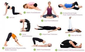 Top 10 Yoga Poses For Stress Relief