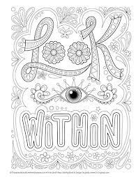Good Vibes Coloring Book Is Fun Design Originals 30 Beginner