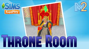 Sims Freeplay Second Floor Mall Quest by Sims Freeplay Castle Throne Room Easter Items Review