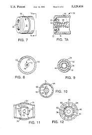 Frost Proof Faucet Stem by Patent Us5129416 Anti Siphon Frost Proof Water Hydrant Google
