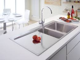 Belle Foret Farm Sink by Sink U0026 Faucet Stainless Steel Kitchen Faucet With Pull Down