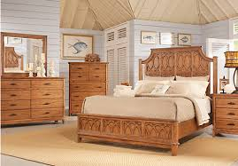 Rooms To Go Queen Bedroom Sets by Shop For A Cindy Crawford Home Sunset Isles Bronze Panel 5 Pc King