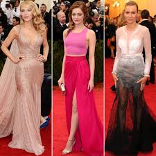 Best Dressed At Met Gala 2014