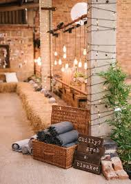Creative And Sweet Rustic Barn Wedding Ideas