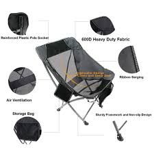 RORAIMA Signature Lightweight Outdoor Camping Chair ...