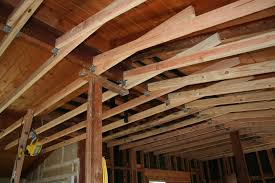 Ceiling Joist Span For Drywall by Week 3 Round Up U2013 Ceiling Joists And Under Floor Heating The