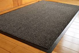 Extra Large Bathroom Rugs Uk by Big Extra Large Grey And Black Barrier Mat Rubber Edged Heavy Duty