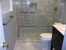 sleek bathroom with subway tiles ideas and pictures of