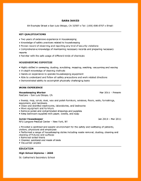 Another Word For Housekeeper Resume Samples Sample Private No Experience Child Care 890 X 1140