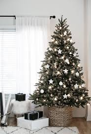 10 Christmas Tree Decorating Ideas - Lauren Nelson Pottery Barn Christmas Catalog Workhappyus Red Velvet Tree Skirt Pottery Barn Kids Au Entry Mudroom 72 Inch Christmas Decor Cute Stockings For Lovely Channel Quilted Ivory 60 Ornaments Clearance Rainforest Islands Ferry Monogrammed Tree Skirts Phomenal Black Andid Balls Train Skirts On Sale Minbelgrade