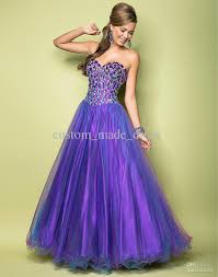 blush prom dresses 5221 corset purple blue sweetheart full length