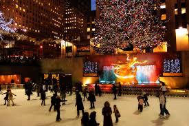 Rockefeller Plaza Christmas Tree Cam by Christmas In New York These Are A Few Of My Favorite Things