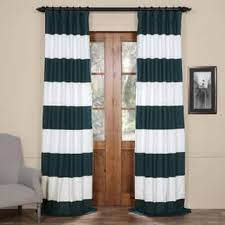 Vertical Striped Curtains Uk by Stripe Curtains U0026 Drapes For Less Overstock Com