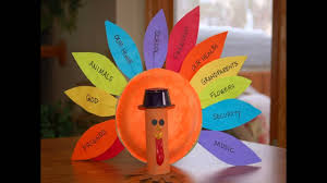 Easy DIY Turkey Crafts Ideas For Kids