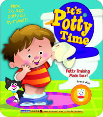 Caillou In The Bathtub Reaction by It U0027s Potty Time For Boys Ron Berry Smart Kidz 9781891100055