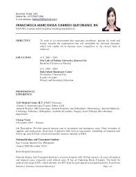 Good Resume Sample Malaysia For Job Resumes Management Best Format