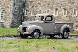 100 1940 Trucks Ford V8 Pickup LBI Limited